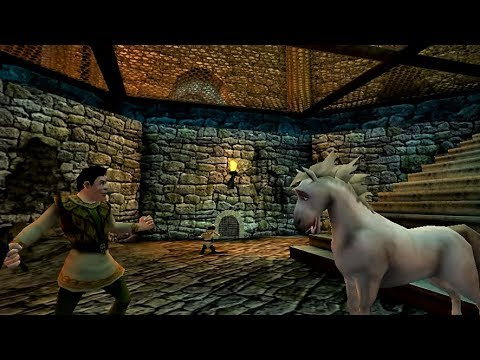 Shrek 2 (PC Game) - Part 4