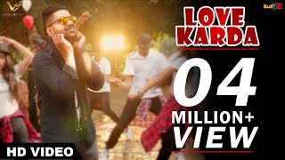 Love Karda - Nirvair Dhillon Ft. Pardhaan || VS Records