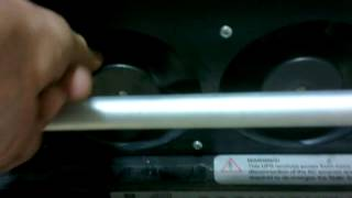 УФК по Псковской области ИБП APC Symmetra PX, неисправность вентилятора модуля электронного байпаса