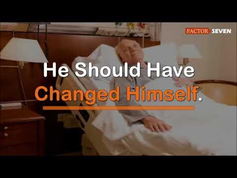 Old Men at Deathbed – Short Motivational Video
