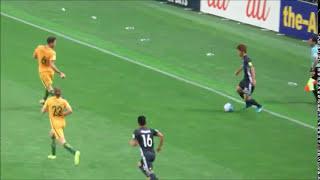 大迫勇也(Yuya Osako)選手の日本代表で求められるポストプレーのプレー集