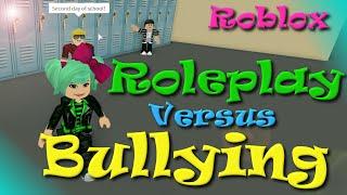 ROBLOX | Rollenspiel Versus Mobbing | Eine wichtige Nachricht | SallyGreenGamer