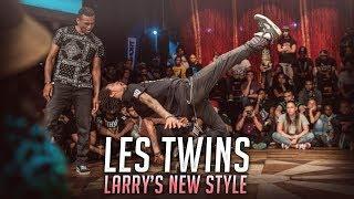 LES TWINS | LARRY'S NEW DANCE STYLE