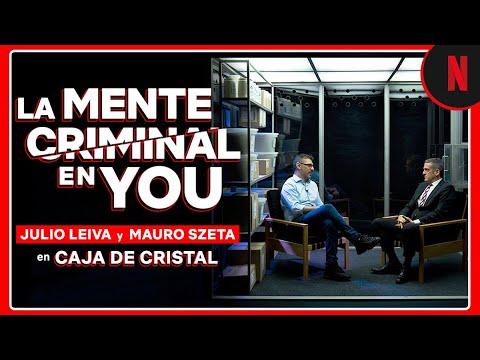 La mente criminal en YOU | Caja de cristal por Julio Leiva y Mauro Szeta