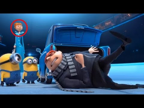 Download Youtube: 10 Despicable Me 3 Secrets You Completely Missed