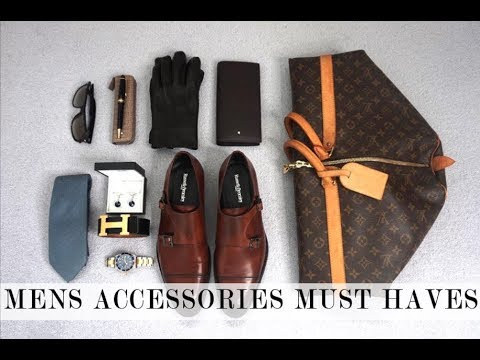 Top 10 Mens Accessories