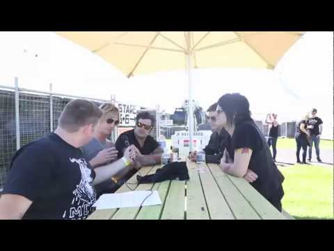Duff McKagan's Loaded MetalObsession Interview - Soundwave 2013
