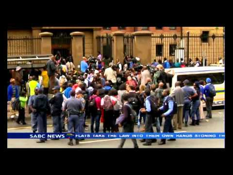 Pistorius murder trial day 2 adjourned