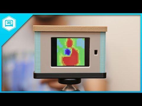 0 - DIY: 3D-gedruckte Wärmebildkamera