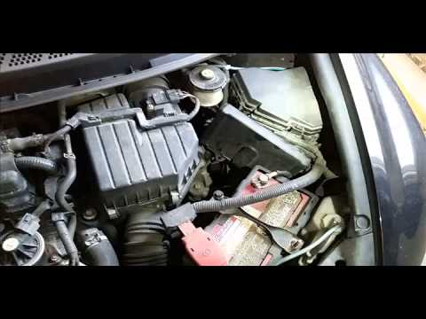 How I Fixed My Air Conditioning On 2008 Honda Civic