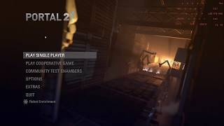 Portal 2 Speedrun Tutorial - Chapter 0