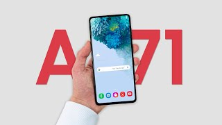 Samsung Galaxy A71 Review!