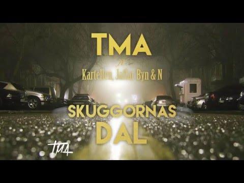 TMA FT KARTELLEN, JAFFAR BYN & N - SKUGGORNAS DAL (AUDIO)