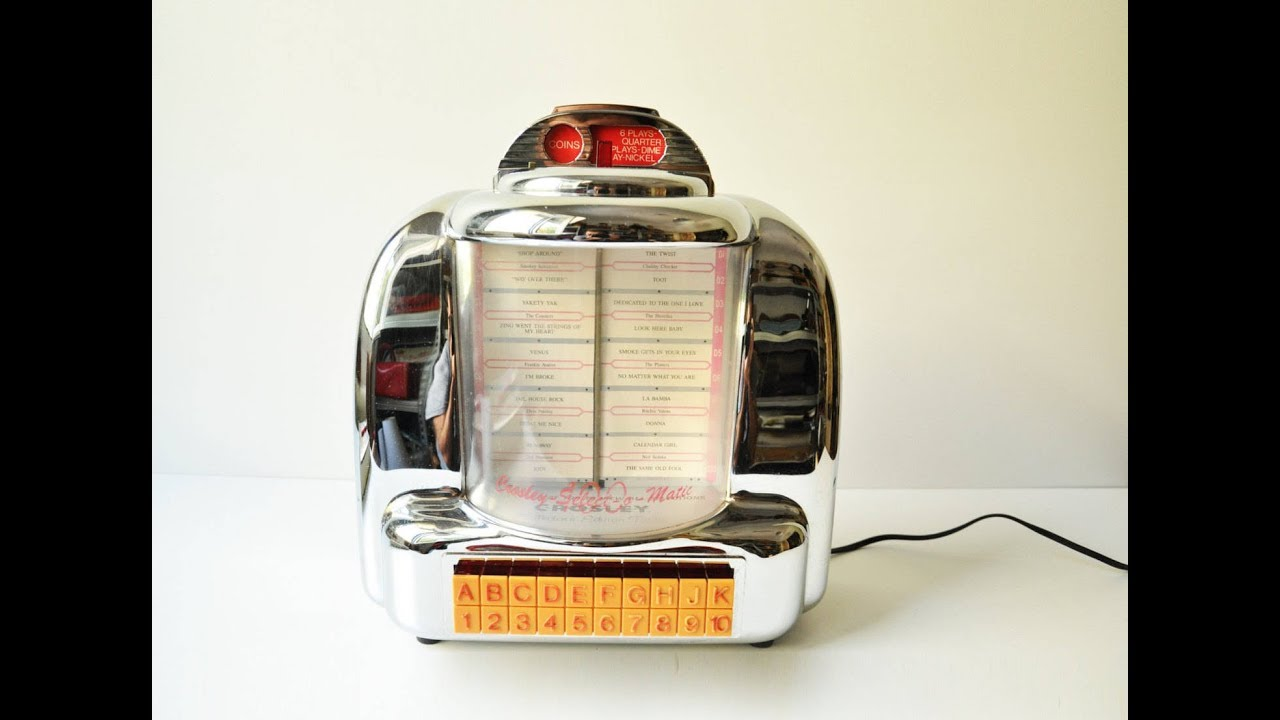 Crosley cr-9 limited edition radio