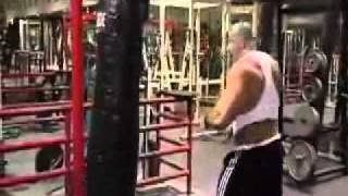 Hardcorowy Koksu (Robert Burneika) - Jak trzeba bić się! 2017 Video