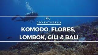 Komodo, Flores, Lombok, Gili & Bali - Adventuredk