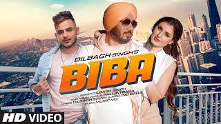 Biba (Full Song) Dilbagh Singh, Pallavi Gaba | Music MG | Latest Punjabi Songs 2020