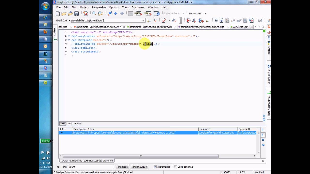 Value Of and Copy Of Commands part 1 - YouTube