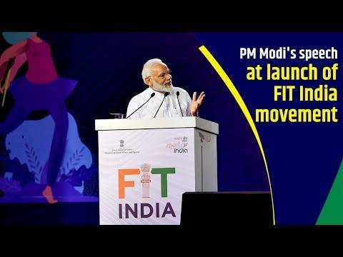 PM Modi's speech