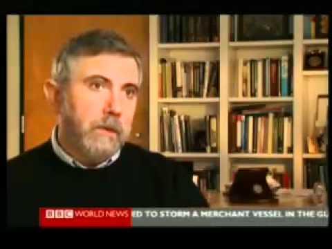Paul Krugman - Why He Won the Nobel Prize