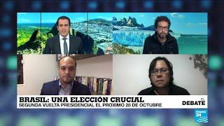 El Debate: ¿cuáles son las causas del ascenso de Jair Bolsonaro en Brasil?