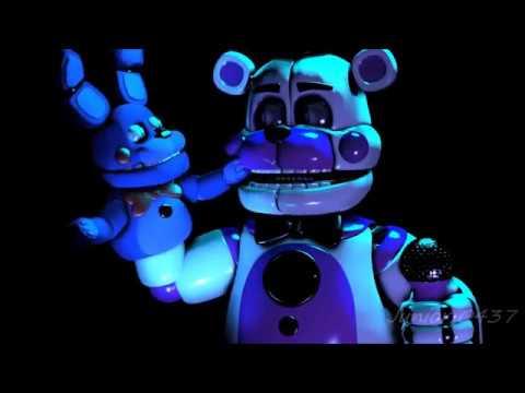 [SFM FNAF] Funtime Freddy voice clips