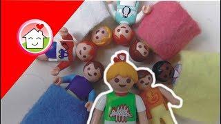 Playmobil Film Deutsch Besuch Auf Der Geburtsstation / Kinderfilm / Kinderkanal Family Stories