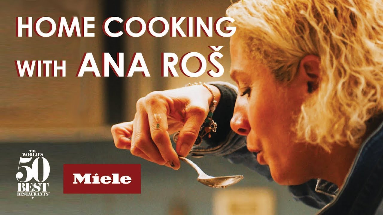 Ana Ros Videos home cooking with jorge vallejo: early food memories