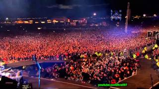 Metallica - Enter Sandman Live At Download 2012 (HD)