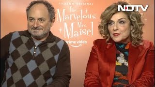 Kevin Pollak And Caroline Aaron Talk About Comedy Series 'The Marvelous Mrs. Maisel'
