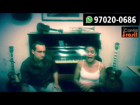 Aula de canto black Soul São Paulo Tatuapé zona leste técnica americana - vanessa da mata e Ben Har