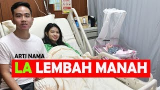 Cucu Ketiga Jokowi Telah Lahir dan Diberi Nama La Lembah Manah, Ini Arti di Baliknya