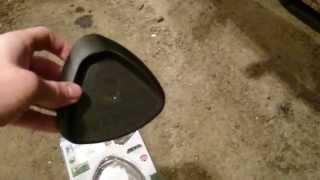 Обзор подставки с магнитом под подножку мотоцикла от фирмы OXFORD