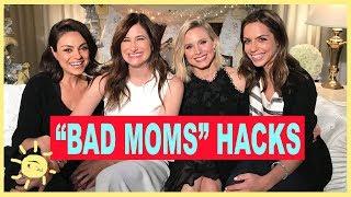 "5 ""BAD MOMS"" HACKS for Surviving Holidays"