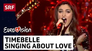 Timebelle mit Singing About Love - #srfesc