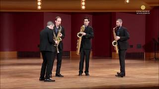 Volcanic Ash (Hass) - Sinta Quartet | 2018 Fischoff Grand Prize Concert