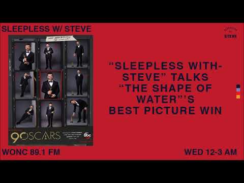 "Discussing ""The Shape of Water"" and its Best Picture win at the 90th Oscars 