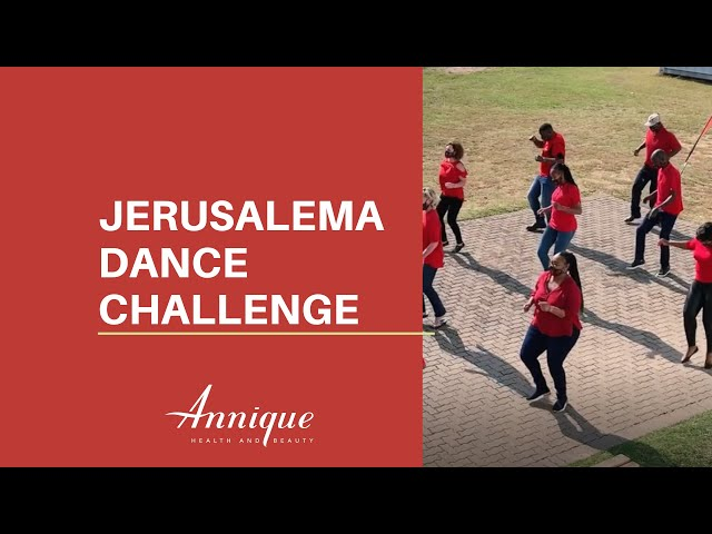 Annique Home Office | Jerusalema Dance Challenge