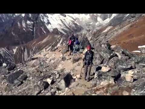 первое знакомство с непалом