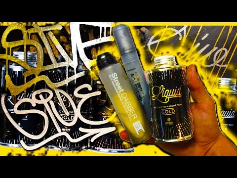 MTN Liquid Metallic Paint Review and Test