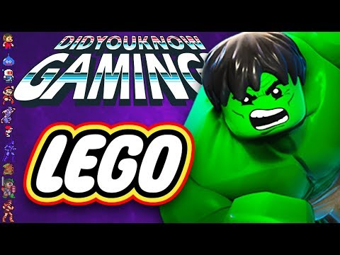 Lego Movie Games - Did You Know Gaming? Feat. The Completionist