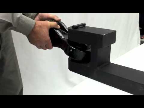 blackaceparts bull pull articulating implement hitch youtube. Black Bedroom Furniture Sets. Home Design Ideas