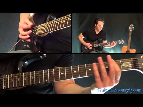 For Whom The Bell Tolls Guitar Lesson - Metallica