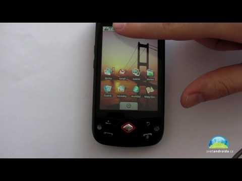 Samsung Galaxy Spica i5700 - SvetAndroida.cz