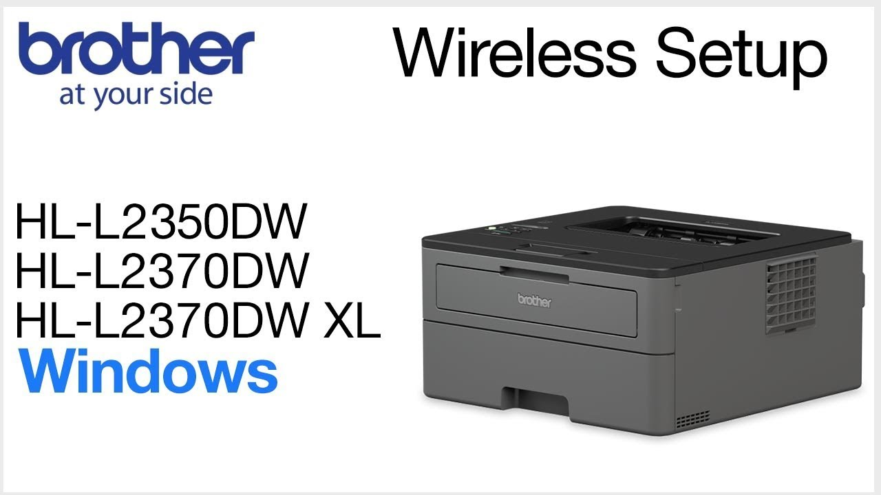 BROTHER HL-L2370DW XL WINDOWS DRIVER