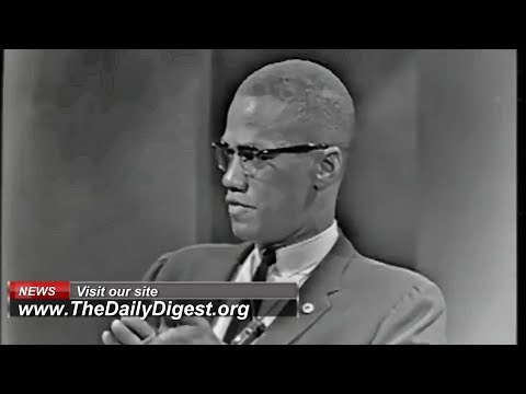 Mark Simone - Malcolm X Explains Why African Americans Shouldn't Trust Democrats