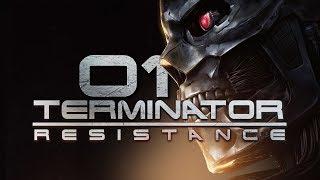 Terminator Resistance (PL) #1 - Nowa polska premiera (Gameplay PL / Zagrajmy w)