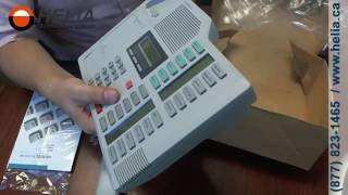 Unboxing the Nortel M7324 Office Desk Phone