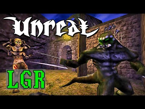 LGR - Unreal 20 Years Later: A Retrospective