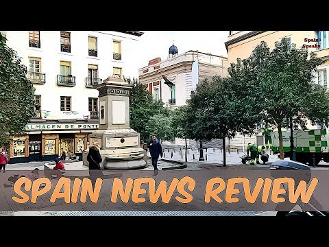 Spain news review - How to be Spanish controversy, Spain rich list
